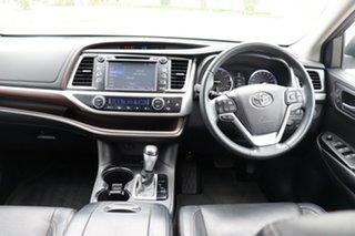 2016 Toyota Kluger GSU50R Grande 2WD Crystal Pearl 8 Speed Automatic Wagon
