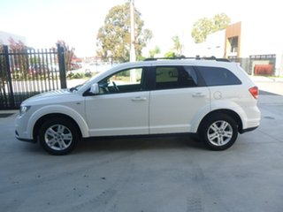 2013 Fiat Freemont JF Urban White Manual Wagon