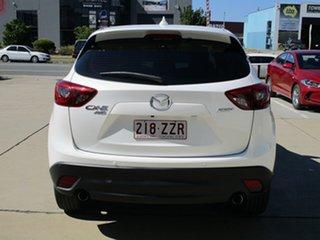 2016 Mazda CX-5 KE1032 Grand Touring SKYACTIV-Drive AWD Snowflake White Pearl 6 Speed.