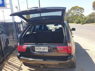 2003 BMW X5 E53 d Steptronic Black 5 Speed Sports Automatic Wagon
