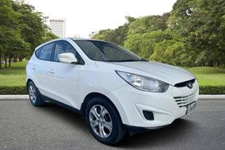 2011 Hyundai ix35 LM MY11 Active White 6 Speed Sports Automatic Wagon.