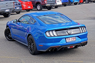 2019 Ford Mustang FN 2020MY GT Velocity Blue 10 Speed Sports Automatic Fastback.
