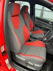 2010 Ford Focus LV Mk II XR5 Turbo Red 6 Speed Manual Hatchback.