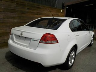 2011 Holden Commodore VE II MY12 Omega White 6 Speed Sports Automatic Sedan.