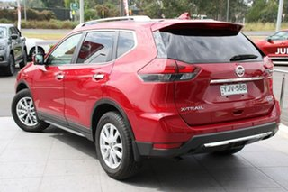 2020 Nissan X-Trail T32 Series II ST-L X-tronic 2WD Ruby Red 7 Speed Constant Variable Wagon.