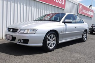 2006 Holden Berlina VZ MY06 Silver 4 Speed Automatic Sedan