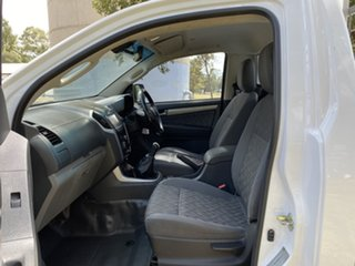 2015 Holden Colorado RG MY15 LS White 6 Speed Manual Cab Chassis