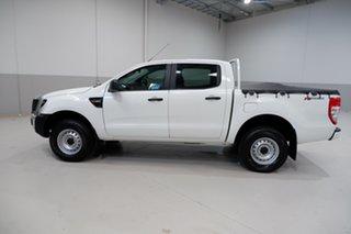 2014 Ford Ranger PX XL Hi-Rider White 6 Speed Manual Utility