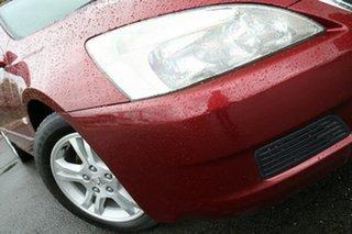 2006 Honda Accord 7th Gen MY06 VTi Royal Ruby Red 5 Speed Automatic Sedan.