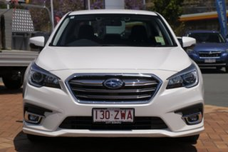 2020 Subaru Liberty B6 MY20 2.5i CVT AWD White Crystal 6 Speed Constant Variable Sedan