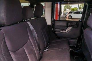 2014 Jeep Wrangler JK MY2014 Unlimited Sport Black 6 Speed Manual Softtop