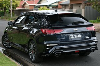 2018 Kia Cerato BD MY19 GT DCT Blue 7 Speed Sports Automatic Dual Clutch Hatchback.