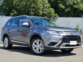 2019 Mitsubishi Outlander ZL MY19 ES 2WD ADAS Grey 6 Speed Constant Variable Wagon
