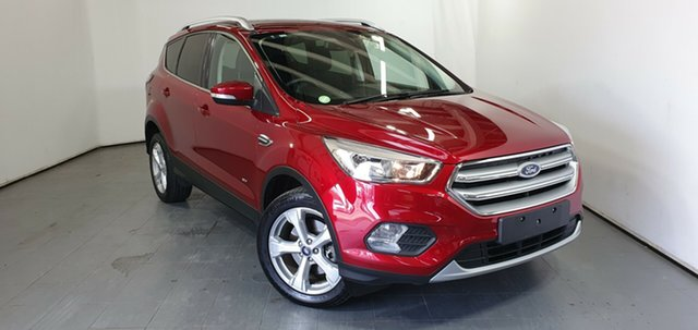 Used Ford Escape ZG 2018.00MY Trend Elizabeth, 2018 Ford Escape ZG 2018.00MY Trend Red 6 Speed Sports Automatic Dual Clutch SUV