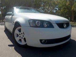 2007 Holden Calais VE White 5 Speed Automatic Sedan.