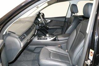 2015 Audi Q7 4M 3.0 TDI Quattro Black 8 Speed Automatic Tiptronic Wagon