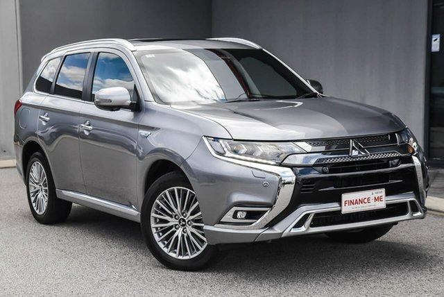 Used Mitsubishi Outlander ZL MY20 PHEV AWD Exceed, 2019 Mitsubishi Outlander ZL MY20 PHEV AWD Exceed Titanium 1 Speed Automatic Wagon Hybrid