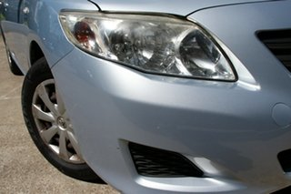 2008 Toyota Corolla ZRE152R Ascent Shimmer 4 Speed Automatic Sedan.