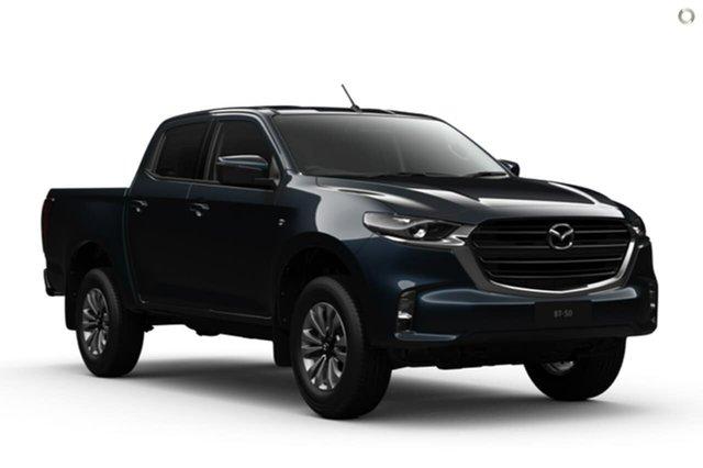 New Mazda BT-50 TFS40J XT Waitara, 2020 Mazda BT-50 TFS40J XT Blue 6 Speed Manual Utility