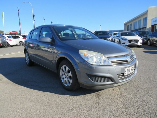 Used Holden Astra AH MY07 CD, 2007 Holden Astra AH MY07 CD Grey 4 Speed Automatic Hatchback