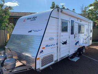 2015 New Age Manta Ray Caravan.