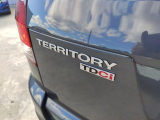 2015 Ford Territory SZ MkII Titanium Seq Sport Shift Grey 6 Speed Sports Automatic Wagon