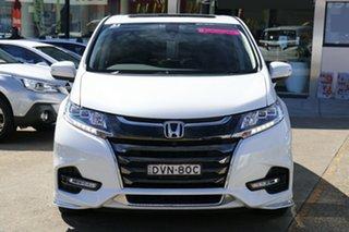 2018 Honda Odyssey RC MY19 VTi-L White Continuous Variable Wagon