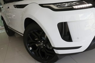 2020 Land Rover Range Rover Evoque L551 MY20.5 P200 S (147kW) Fuji White 9 Speed Automatic Wagon.