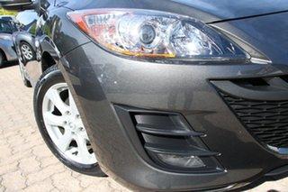2009 Mazda 3 BL Maxx Grey 5 Speed Automatic Sedan.
