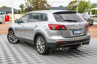 2015 Mazda CX-9 TB10A5 Luxury Activematic Silver 6 Speed Sports Automatic Wagon.