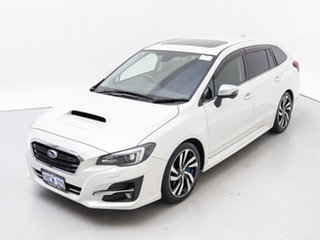 2017 Subaru Levorg MY18 2.0 GT-S (AWD) White Continuous Variable Wagon
