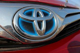 2014 Toyota Camry AVV50R Hybrid H Wildfire 1 Speed Constant Variable Sedan Hybrid