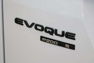 2020 Land Rover Range Rover Evoque L551 MY20.5 P200 S (147kW) Fuji White 9 Speed Automatic Wagon