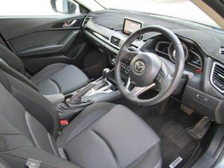 2015 Mazda 3 BM5238 SP25 SKYACTIV-Drive Silver 6 Speed Sports Automatic Sedan