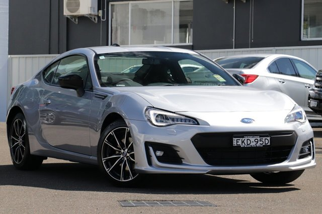 Demo Subaru BRZ Z1 MY20 Premium, 2020 Subaru BRZ Z1 MY20 Premium Ice Silver 6 Speed Manual Coupe