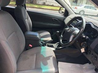 2012 Toyota Hilux KUN16R SR Blue Manual