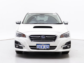 2017 Subaru Levorg MY18 2.0 GT-S (AWD) White Continuous Variable Wagon.