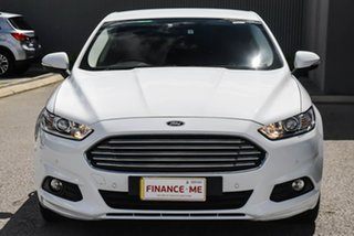 2017 Ford Mondeo MD 2017.00MY Ambiente White 6 Speed Sports Automatic Hatchback