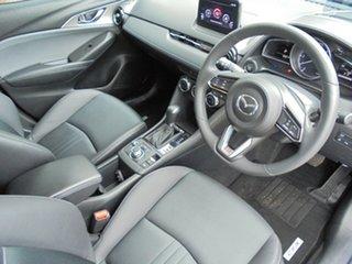 2019 Mazda CX-3 DK4W7A sTouring SKYACTIV-Drive i-ACTIV AWD Blue 6 Speed Sports Automatic Wagon