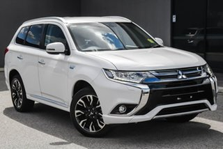 2017 Mitsubishi Outlander ZK MY17 PHEV AWD LS Starlight 1 Speed Automatic Wagon Hybrid