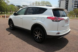 2018 Toyota RAV4 ZSA42R GXL 2WD Crystal Pearl 7 Speed Constant Variable Wagon