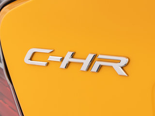 2018 Toyota C-HR NGX10R Update Koba (2WD) Yellow Continuous Variable Wagon