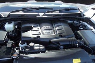 2019 Nissan Patrol Y62 TI White Automatic Dual Cab
