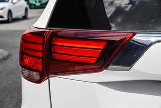 2017 Mitsubishi Outlander ZK MY17 PHEV AWD LS Starlight 1 Speed Automatic Wagon Hybrid