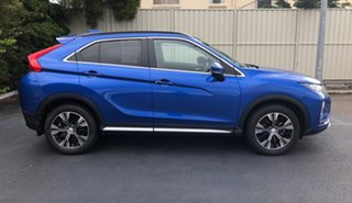 2019 Mitsubishi Eclipse Cross YA MY19 ES 2WD Blue 8 Speed Constant Variable Wagon.