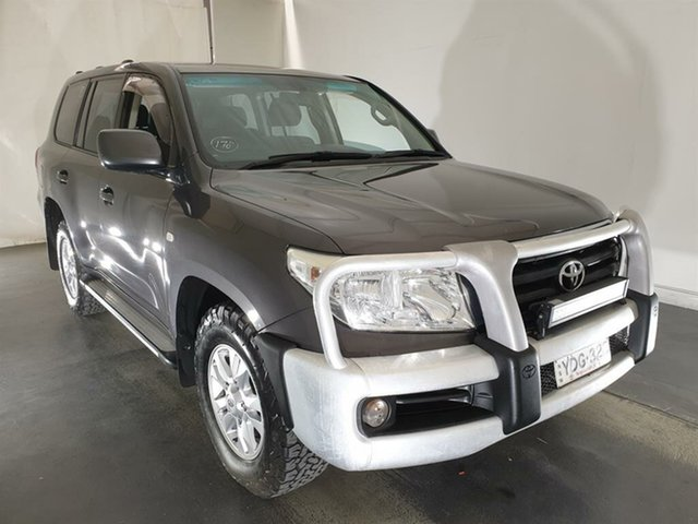Used Toyota Landcruiser VDJ200R GXL, 2009 Toyota Landcruiser VDJ200R GXL Grey 6 Speed Sports Automatic Wagon