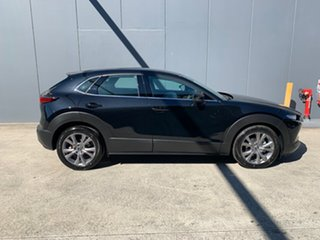 2020 Mazda CX-30 DM2WLA G25 SKYACTIV-Drive Touring Jet Black 6 Speed Sports Automatic Wagon.