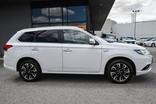 2017 Mitsubishi Outlander ZK MY17 PHEV AWD LS Starlight 1 Speed Automatic Wagon Hybrid.