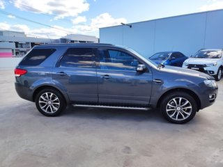 2015 Ford Territory SZ MkII Titanium Seq Sport Shift Grey 6 Speed Sports Automatic Wagon.