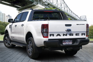 2020 Ford Ranger PX MkIII 2020.25MY Wildtrak White 10 Speed Sports Automatic Double Cab Pick Up.